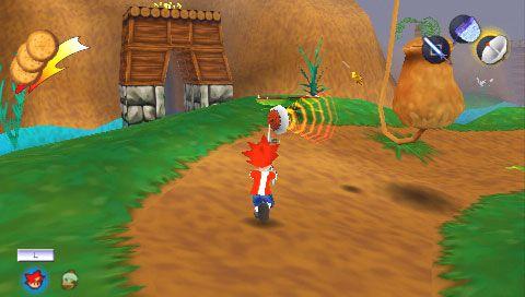 Ape Escape P (PSP)  Archiv - Screenshots - Bild 13