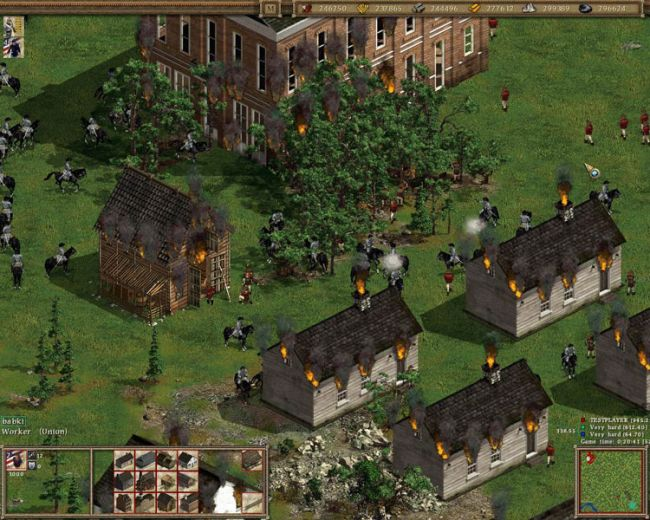 American Conquest: Divided Nation  Archiv - Screenshots - Bild 2