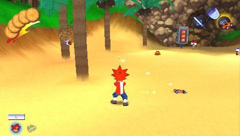 Ape Escape P (PSP)  Archiv - Screenshots - Bild 10
