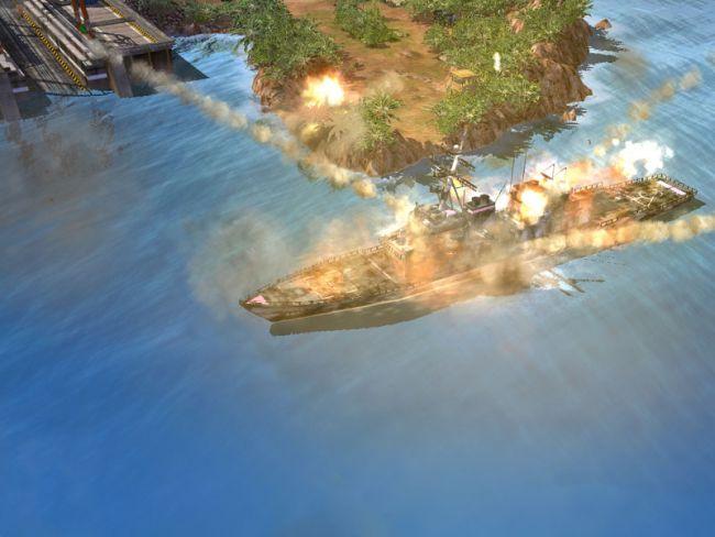 Act of War: High Treason  Archiv - Screenshots - Bild 7