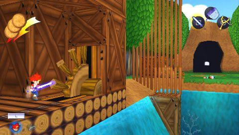 Ape Escape P (PSP)  Archiv - Screenshots - Bild 16