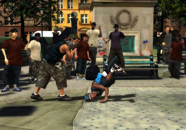 B-Boy  Archiv - Screenshots - Bild 23