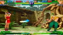 Street Fighter Alpha 3 Max (PSP)  Archiv - Screenshots - Bild 5