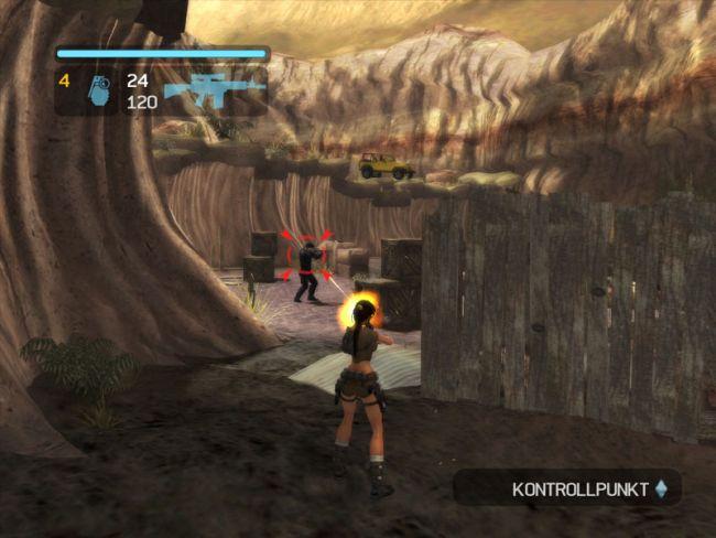 Tomb Raider: Legend  Archiv - Screenshots - Bild 14