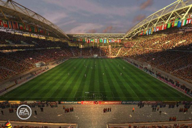 FIFA Fussball-Weltmeisterschaft 2006  Archiv - Screenshots - Bild 24