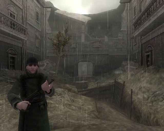 Commandos: Strike Force  Archiv - Screenshots - Bild 6