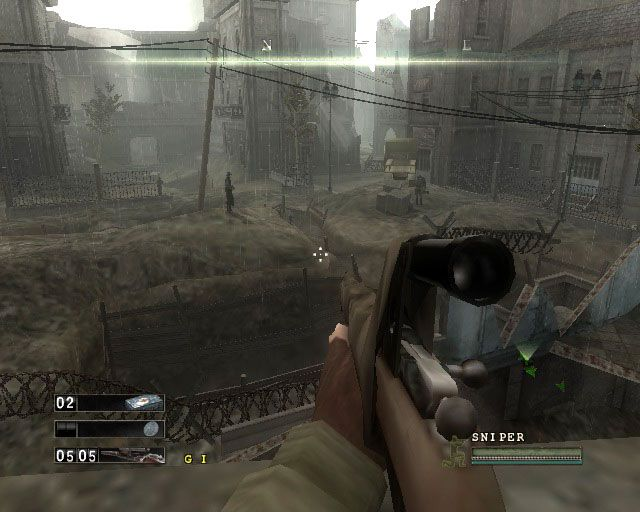 Commandos: Strike Force  Archiv - Screenshots - Bild 5