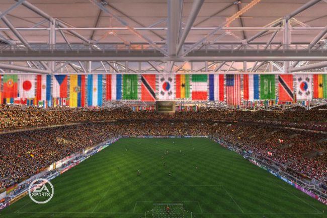 FIFA Fussball-Weltmeisterschaft 2006  Archiv - Screenshots - Bild 13