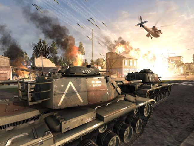 World in Conflict  Archiv - Screenshots - Bild 91