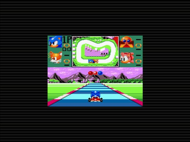 Sonic Mega Collection Plus  Archiv - Screenshots - Bild 5