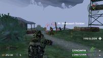 SOCOM: U.S. Navy Seals - Fireteam Bravo (PSP)  Archiv - Screenshots - Bild 8