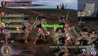 Samurai Warriors: State of War (PSP)  Archiv - Screenshots - Bild 6