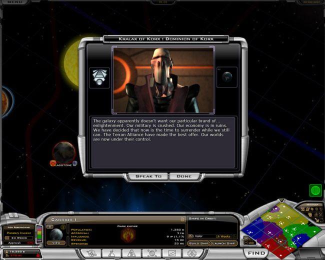 Galactic Civilizations 2: Dread Lords  Archiv - Screenshots - Bild 8