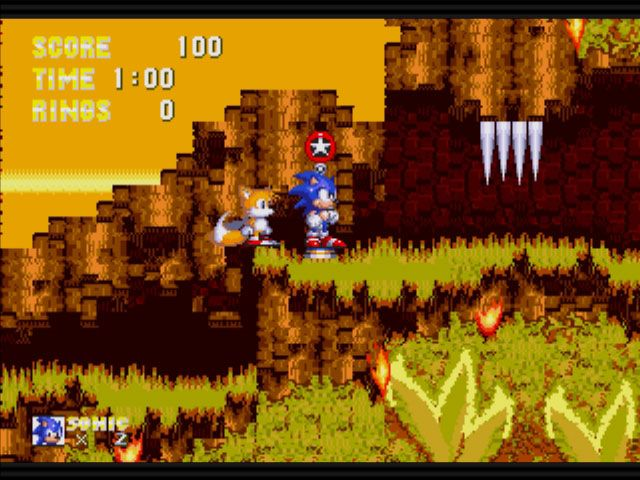 Sonic Mega Collection Plus  Archiv - Screenshots - Bild 4