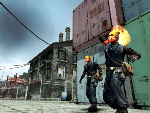 Urban Chaos: Riot Response  Archiv - Screenshots - Bild 21