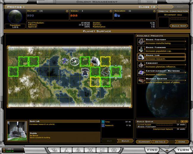 Galactic Civilizations 2: Dread Lords  Archiv - Screenshots - Bild 3