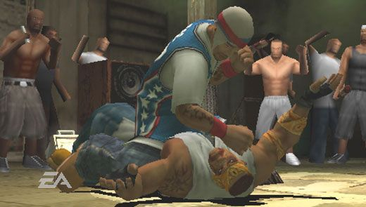 Def Jam Fight For NY: The Takeover (PSP)  Archiv - Screenshots - Bild 4