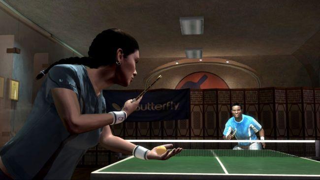 Tischtennis  Archiv - Screenshots - Bild 9