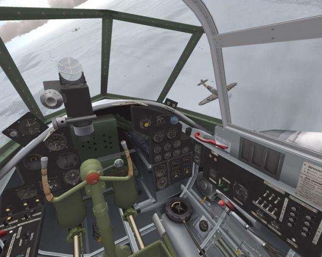 IL-2 Sturmovik: Forgotten Battles: Pe-2  Archiv - Screenshots - Bild 29