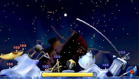 Worms: Open Warfare (PSP)  Archiv - Screenshots - Bild 2