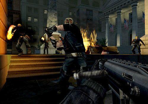 Urban Chaos: Riot Response  Archiv - Screenshots - Bild 16