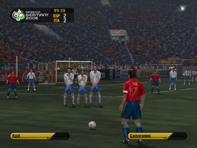 FIFA Fussball-Weltmeisterschaft Deutschland 2006  Archiv - Screenshots - Bild 11