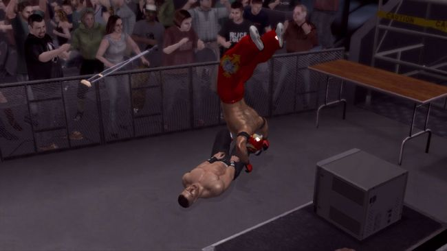 WWE SmackDown! vs. RAW 2007  Archiv - Screenshots - Bild 39