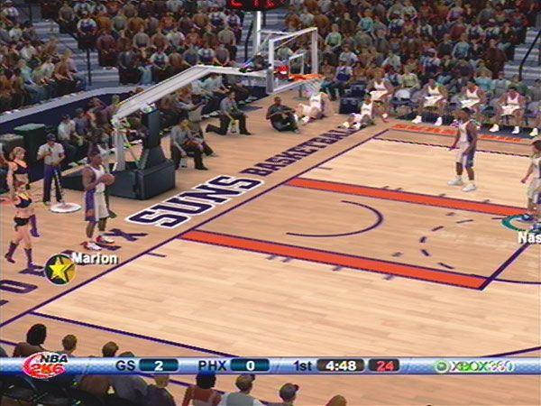 NBA 2K6  Archiv - Screenshots - Bild 5