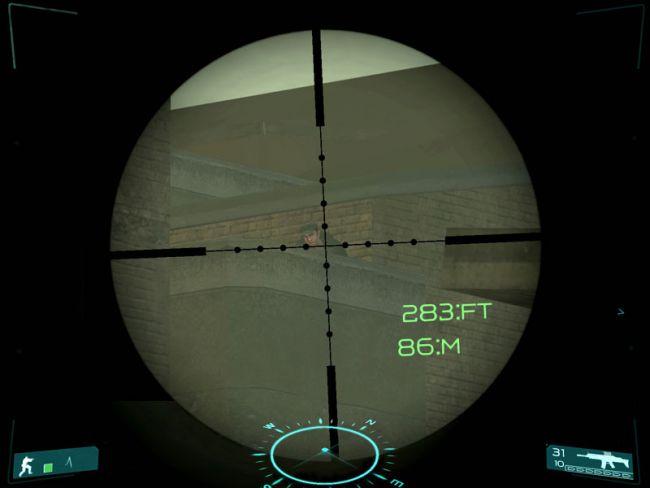 Ghost Recon: Advanced Warfighter  Archiv - Screenshots - Bild 25