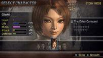 Samurai Warriors: State of War (PSP)  Archiv - Screenshots - Bild 5