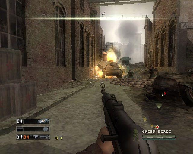 Commandos: Strike Force  Archiv - Screenshots - Bild 4