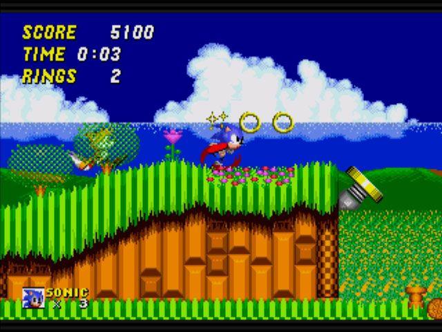 Sonic Mega Collection Plus  Archiv - Screenshots - Bild 2