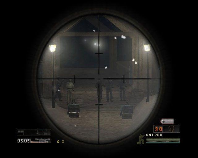 Commandos: Strike Force  Archiv - Screenshots - Bild 2