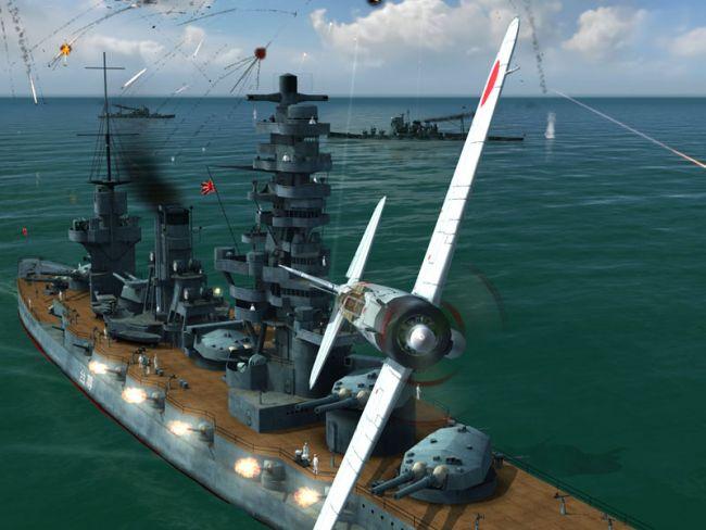 Battlestations: Midway  Archiv - Screenshots - Bild 49