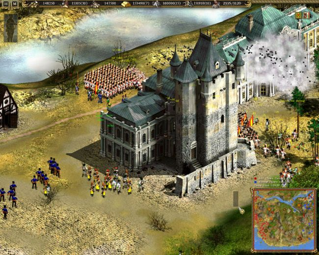 Cossacks 2: Battle for Europe  Archiv - Screenshots - Bild 11