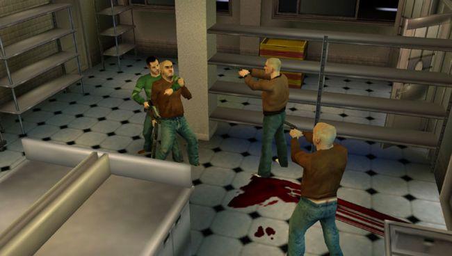 Gangs of London (PSP)  Archiv - Screenshots - Bild 21