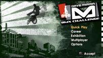 Dave Mirra BMX Challenge (PSP)  Archiv - Screenshots - Bild 2