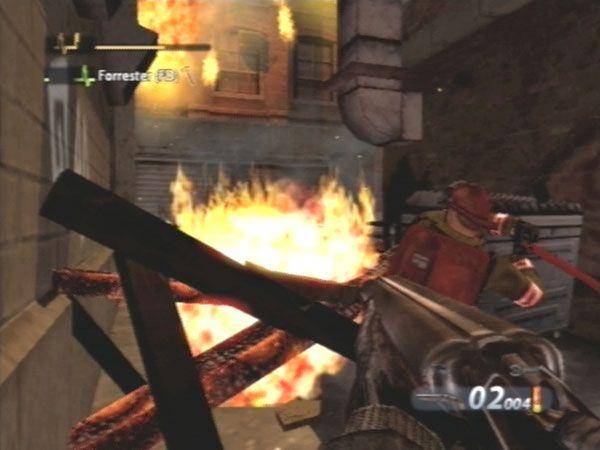 Urban Chaos: Riot Response  Archiv - Screenshots - Bild 3