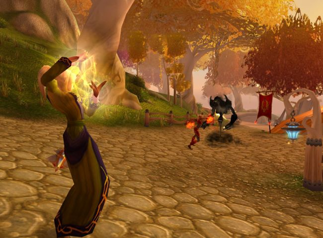 World of WarCraft: The Burning Crusade  Archiv - Screenshots - Bild 127