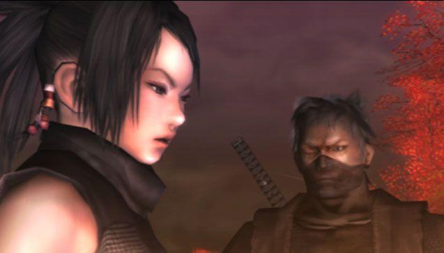 Tenchu: Time of the Assassins (PSP)  Archiv - Screenshots - Bild 7