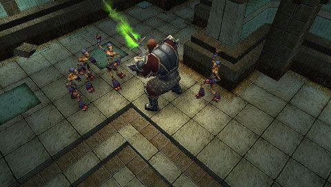 Dungeon Siege: Throne of Agony (PSP)  Archiv - Screenshots - Bild 30