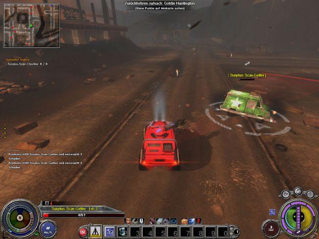 Auto Assault  Archiv - Screenshots - Bild 6