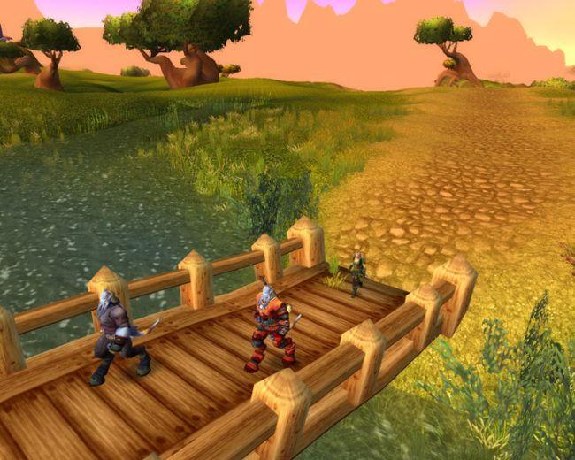 World of WarCraft: The Burning Crusade  Archiv - Screenshots - Bild 138