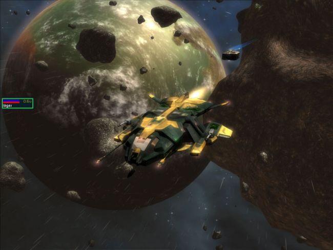 Darkstar One  Archiv - Screenshots - Bild 10