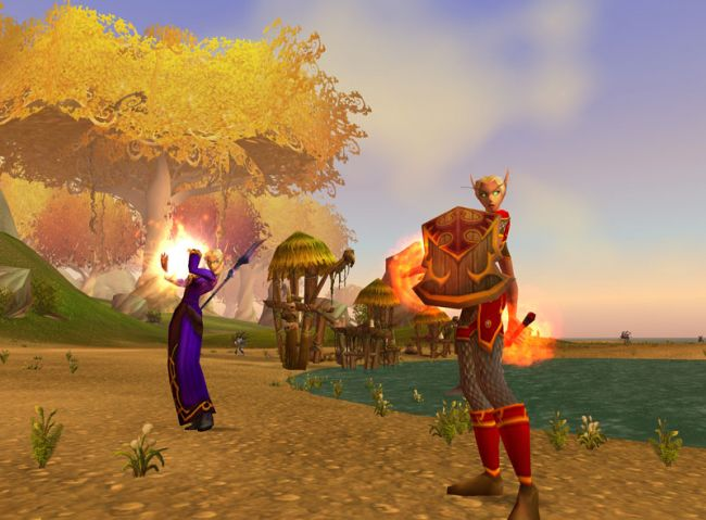 World of WarCraft: The Burning Crusade  Archiv - Screenshots - Bild 129