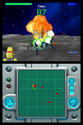 Star Fox Command (DS)  Archiv - Screenshots - Bild 19