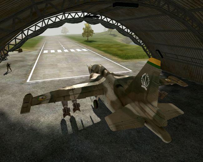 Battlefield 2: Armored Fury  Archiv - Screenshots - Bild 6