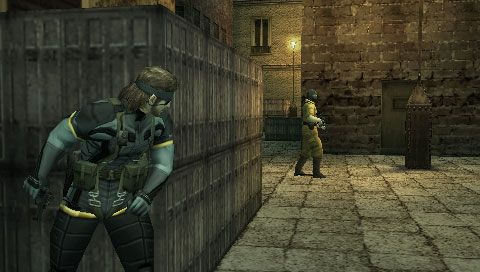 Metal Gear Solid: Portable Ops (PSP)  Archiv - Screenshots - Bild 53