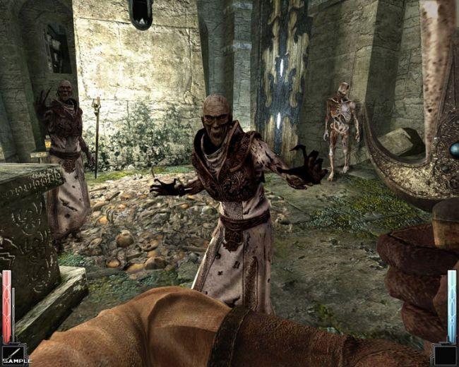 Dark Messiah of Might & Magic Archiv #1 - Screenshots - Bild 18
