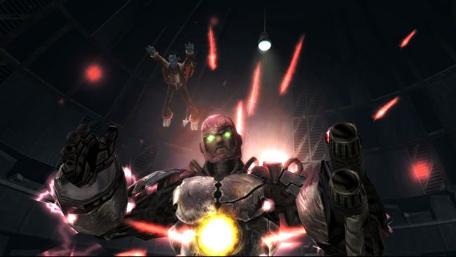 X-Men: The Official Game  Archiv - Screenshots - Bild 11